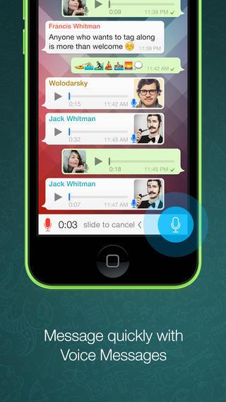 Whatsapp скачать бесплатно на andoid - 4f