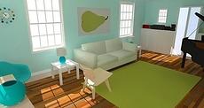 дизайн квартиры в Google SketchUp