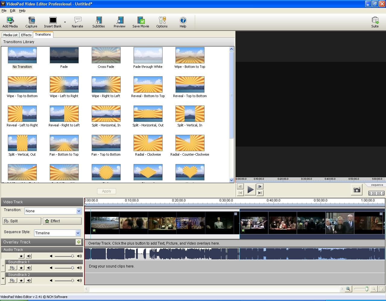 Как вставить переходы между видео Инструкция от Movavi 94