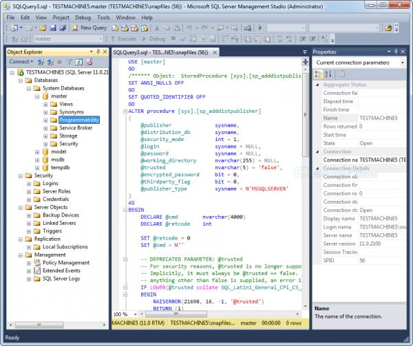 Microsoft SQL Server 1